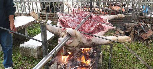 味蕾很有趣:烤大豬(不是烤乳豬喔)