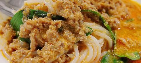 泰式椰奶咖哩做法(Namya)與卡農金