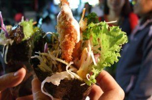 味蕾喜歡你:挑嘴日式創意手卷