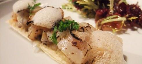 味蕾最愛你:ABU 法式餐廳二訪 (被松露淹沒的生日晚餐 )(上)