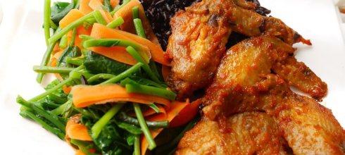 [食譜] 酸辣雞翅醃醬做法