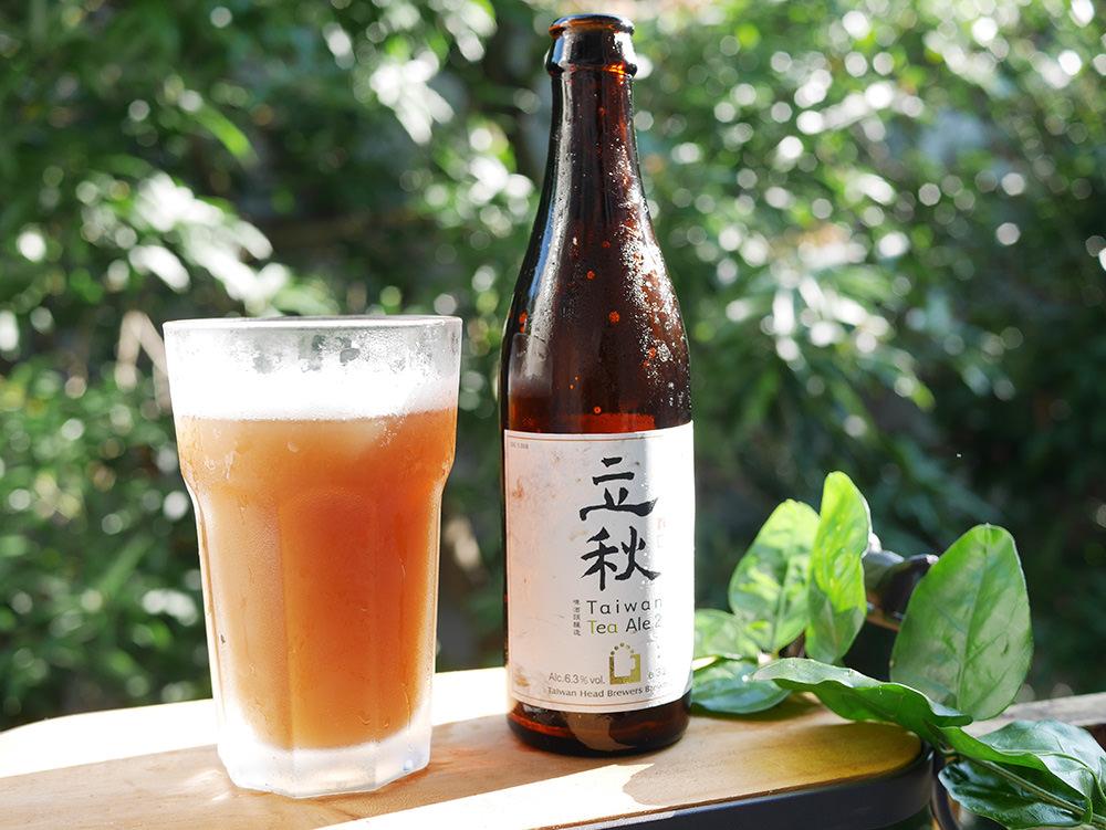 [酒品] 啤酒頭24節氣精釀啤酒:雨水,清明,穀雨,立夏 - 翱翔的姿態