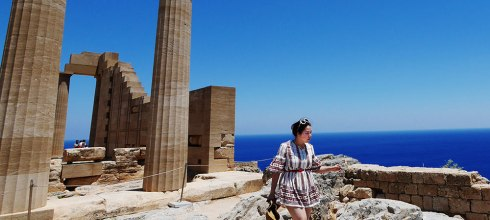 [自助旅行] 希臘羅德島自助旅行規劃(交通、景點、注意事項)