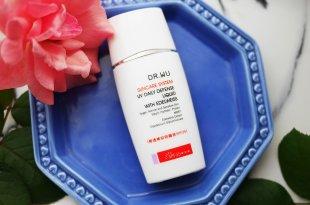 [保養] Dr.WU全日保濕防曬乳 ,輕透裸妝防曬液心得。(防曬觀念與防曬油成分,防曬產品推薦大全)(五)