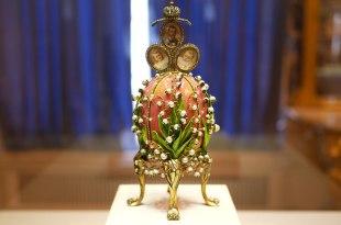 [自助旅行] 俄羅斯聖彼得堡法貝熱博物館 (復活節彩蛋博物館)