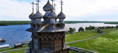 [自助旅行] 俄羅斯基日島木造教堂(世界遺產)
