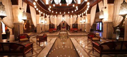 [摩洛哥自助旅行] 皇家曼蘇爾酒店,彷彿身處一千零一夜(Royal Mansour Marrakech)馬拉喀什酒店推薦