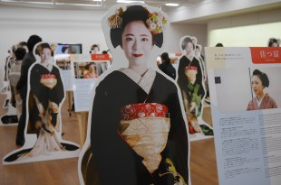[自助旅行] 京都賞櫻季活動,祇園甲部都舞