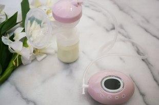 [育兒] USBABY優生擠奶器推薦,優生觸控式輕量雙邊電動吸乳器