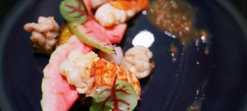 味蕾最愛你:小樂沐 Le Côté LM,輕盈瑰麗的法式餐館