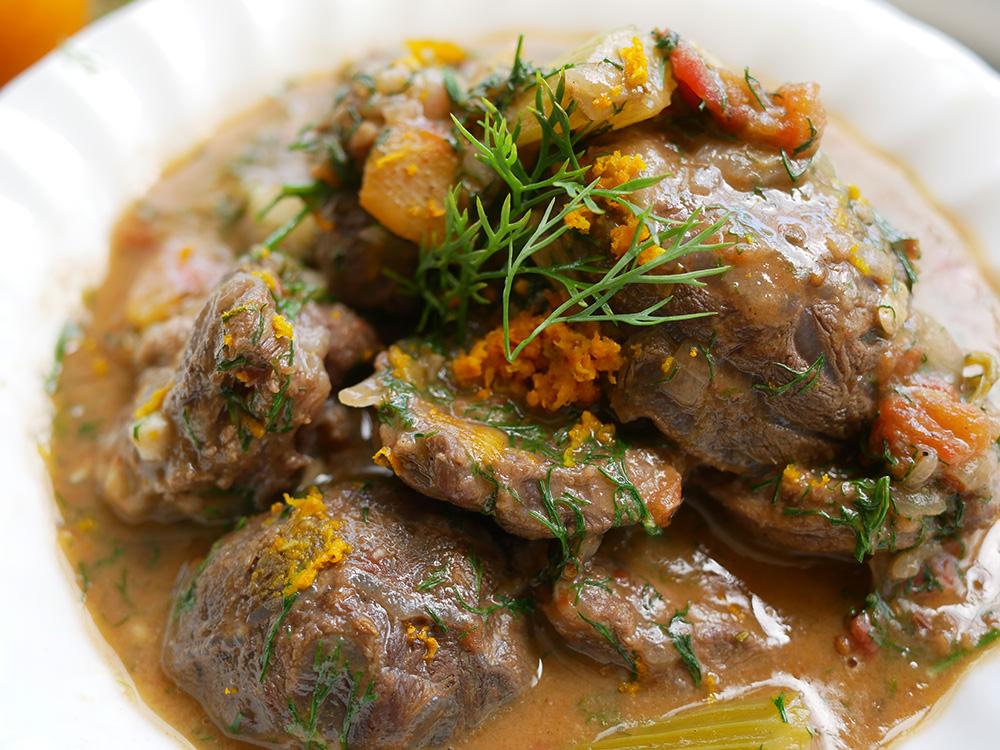 [食譜] 茴香番茄燉牛肉做法/蒔蘿番茄燉羊肉做法 - 翱翔的姿態