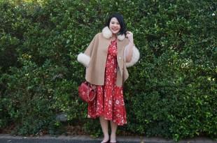 [穿搭] 紅色穿搭!當過年穿搭,聖誕節穿搭,情人節穿搭都可以!