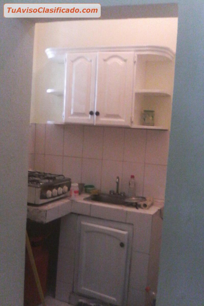 Alquiler Apartamento estudio amueblado en Santo Domingo