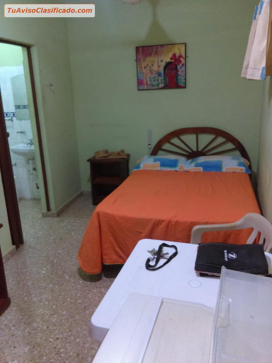 Alquiler apartamentos estudios amueblados en zona colonial