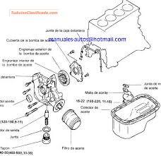 Manual Despiece Reparar Mecánica Motor Hyundai Accent 95