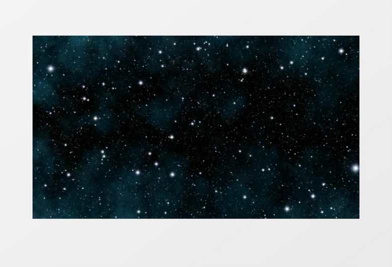 唯美星空背景視頻素材下載_mp4格式_1920*1080像素_【熊貓辦公】