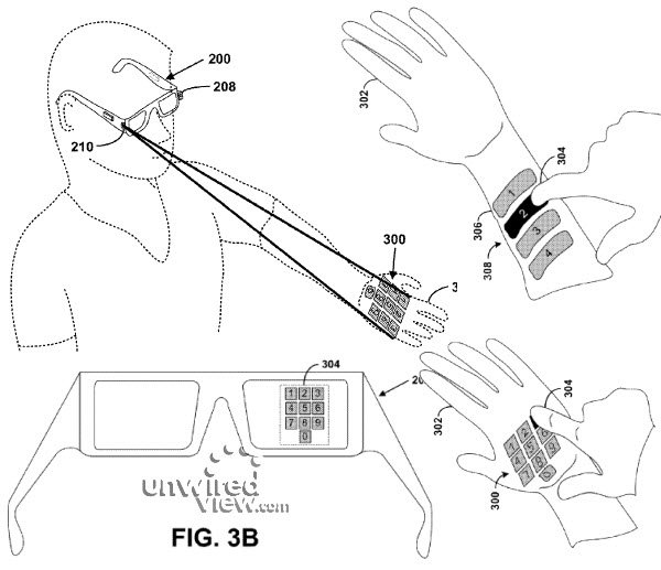 Google Project Glass: infrarossi, comandi vocali o