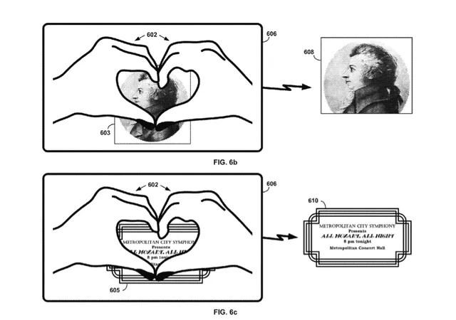 Google registra nuovi brevetti per il riconoscimento di