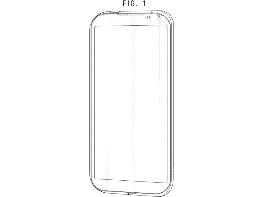 Samsung brevetta uno smartphone senza tasti: un assaggio