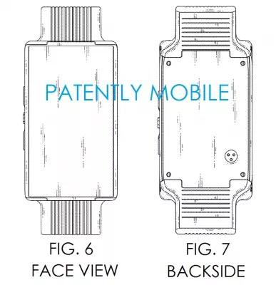 LG: brevetto per smartwatch con rete cellulare e