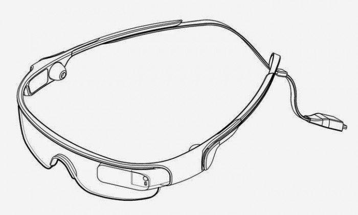 Samsung Gear Blink, Samsung prepara l'alternativa ai