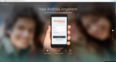 Access To Your Android Contents With Mobizen