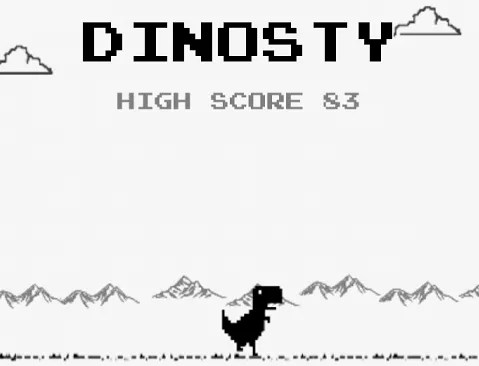 L'Easter Egg di Chrome per Android diventa un gioco: Dino