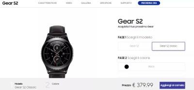 Samsung Gear S2 e Gear S2 Classic: iniziano i preordini in Italia! 2