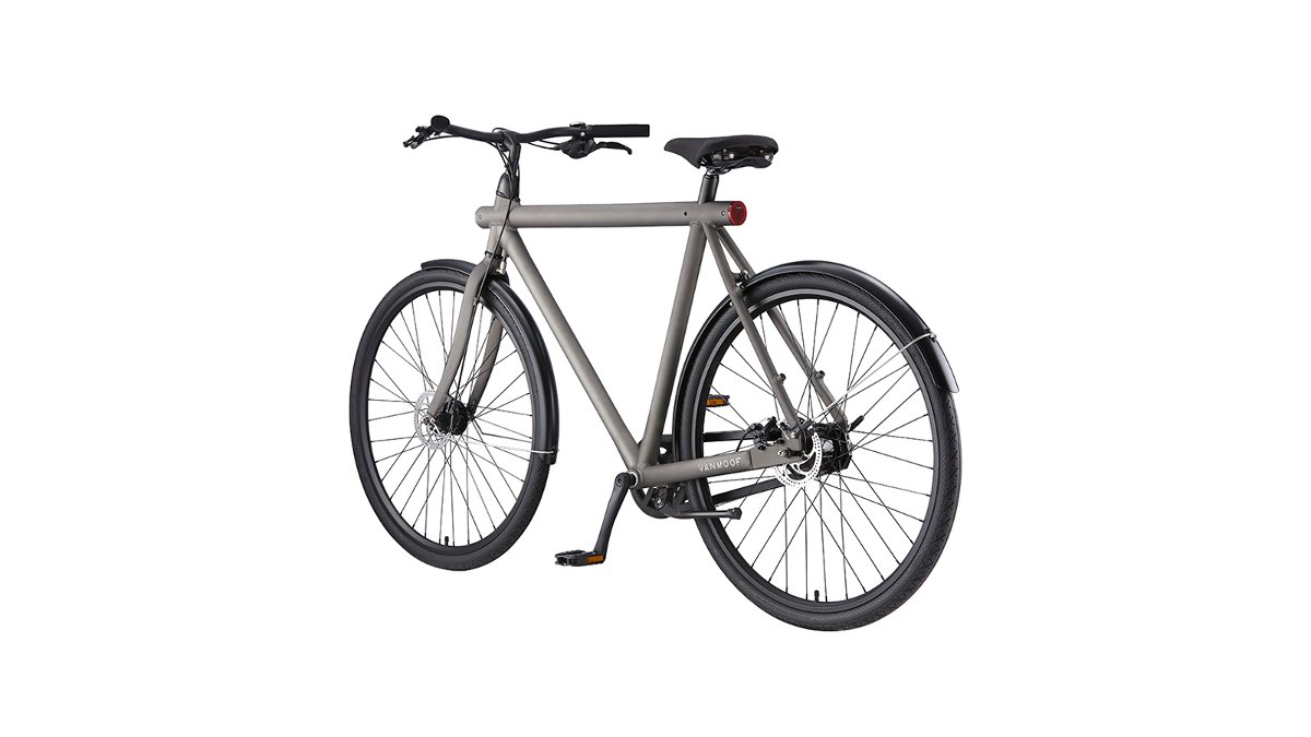 Electrified S è la prima bici connessa a Internet