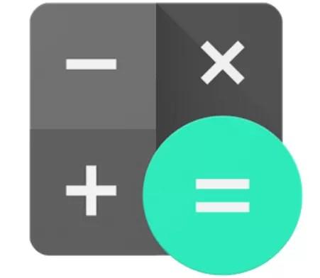 calcolatrice android stock