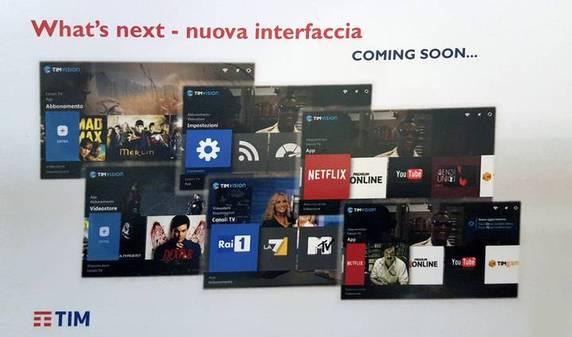 TIMvision annuncia un decoder basato su Android TV e con