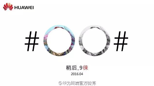 Un'immagine teaser di Huawei P9 sembra confermare la