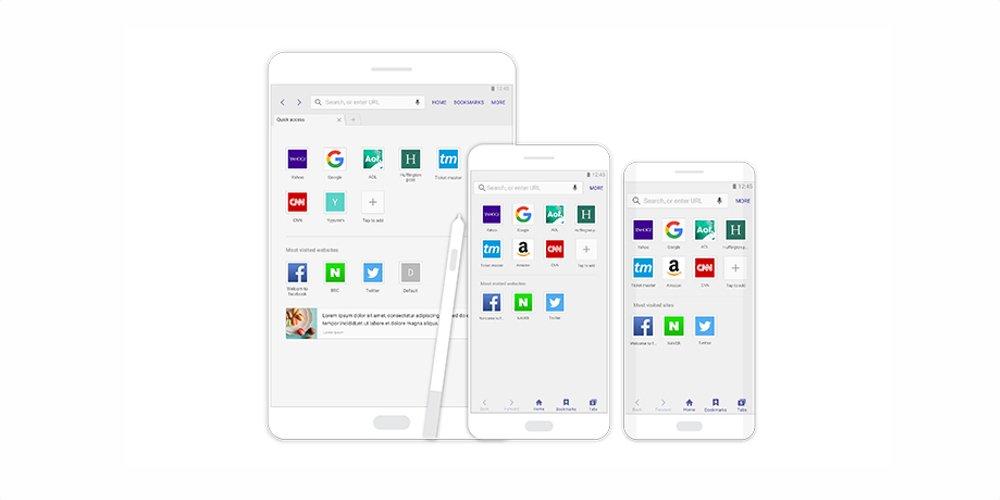 Samsung Internet 4.0 arriva sui vecchi Galaxy e su altri