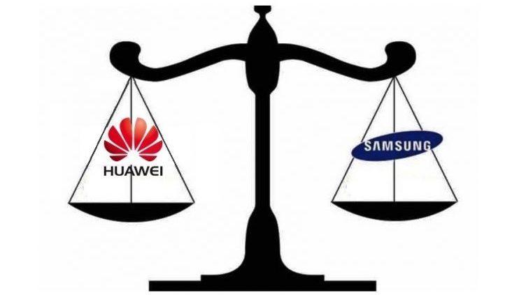 Samsung ritenuta colpevole di violazione di brevetti