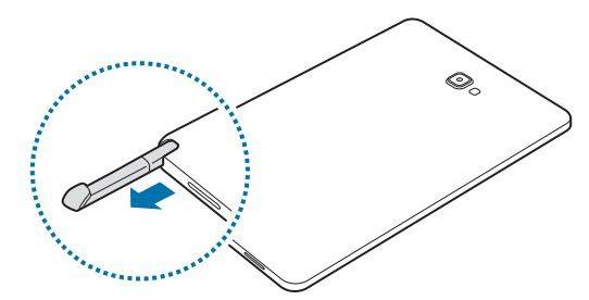 Il nuovo tablet di Samsung SM-P580 dovrebbe avere schermo