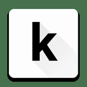 kboard, una tastiera per chiudere rapidamente le