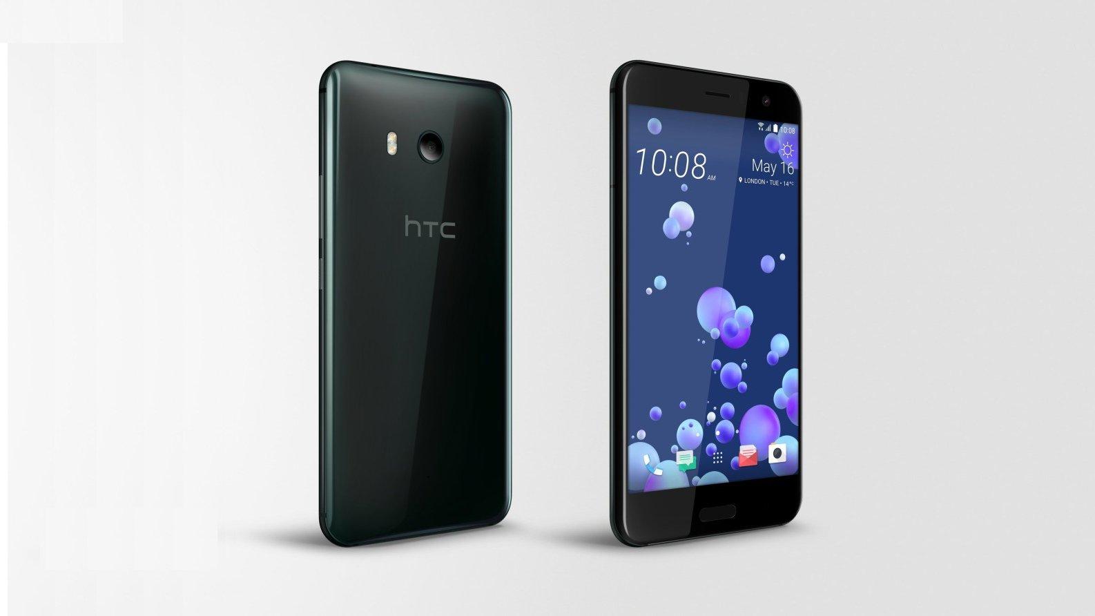 HTC U11: prezzo, caratteristiche, uscita e notizie in Italia