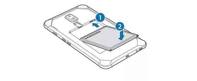 Il manuale utente di Samsung Galaxy Tab Active 2