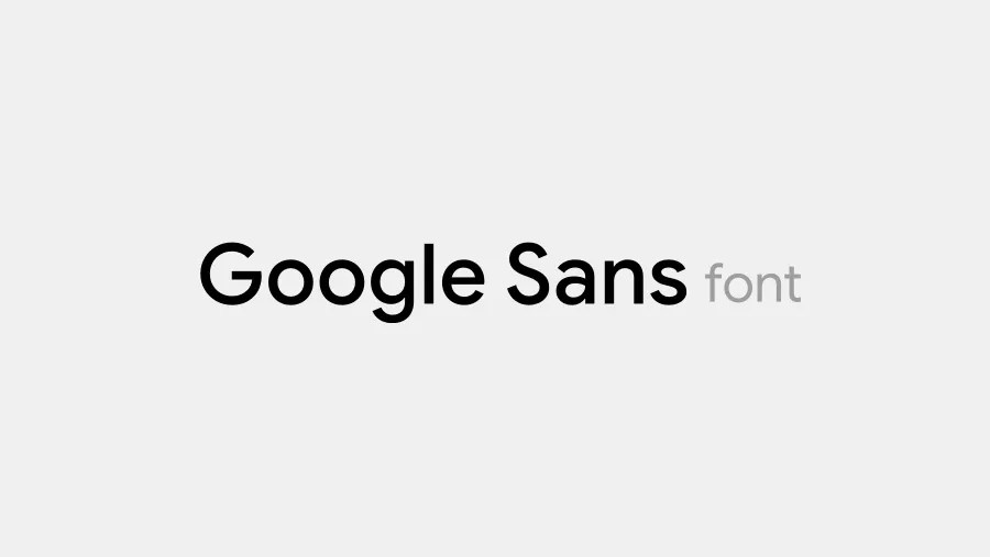 Google chiarisce alcune questioni legate a Google Sans e