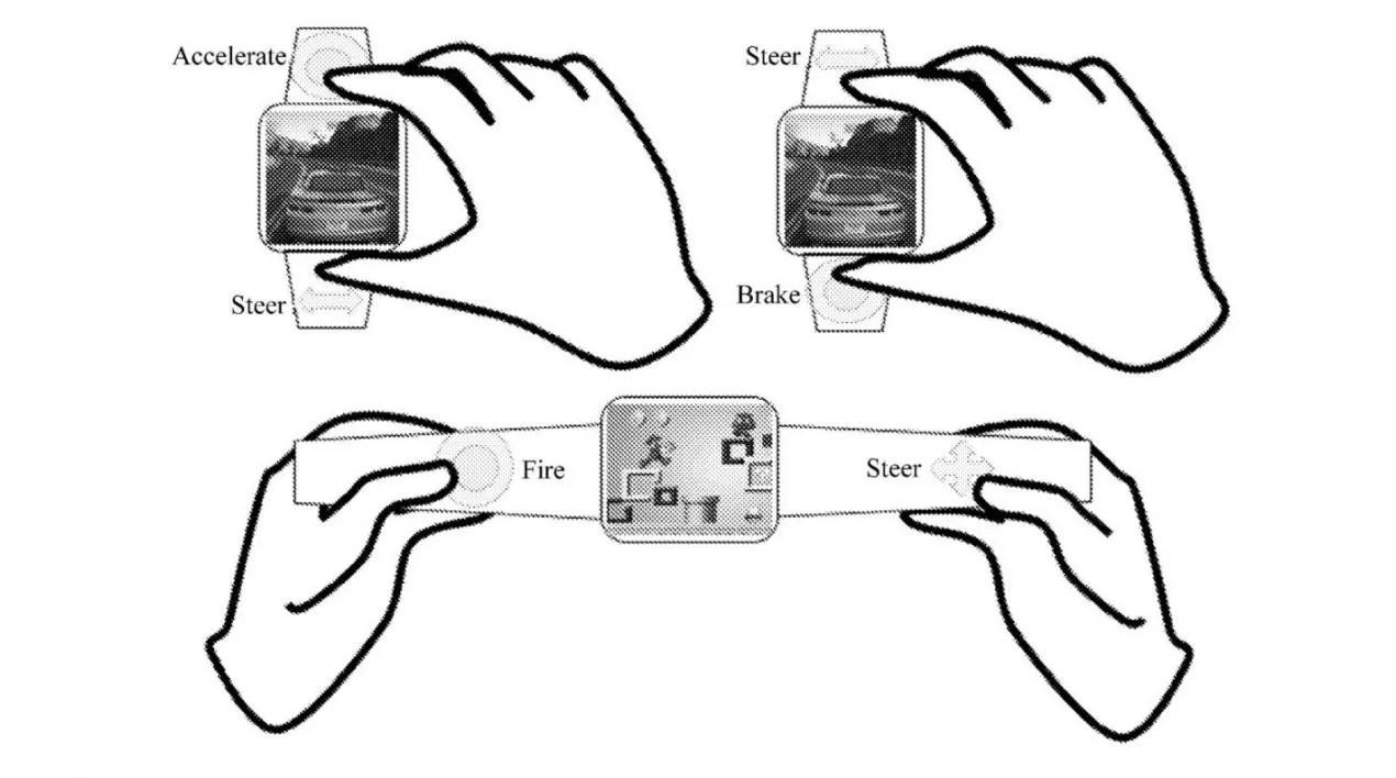 Huawei ha brevettato uno smartwatch da gaming che può