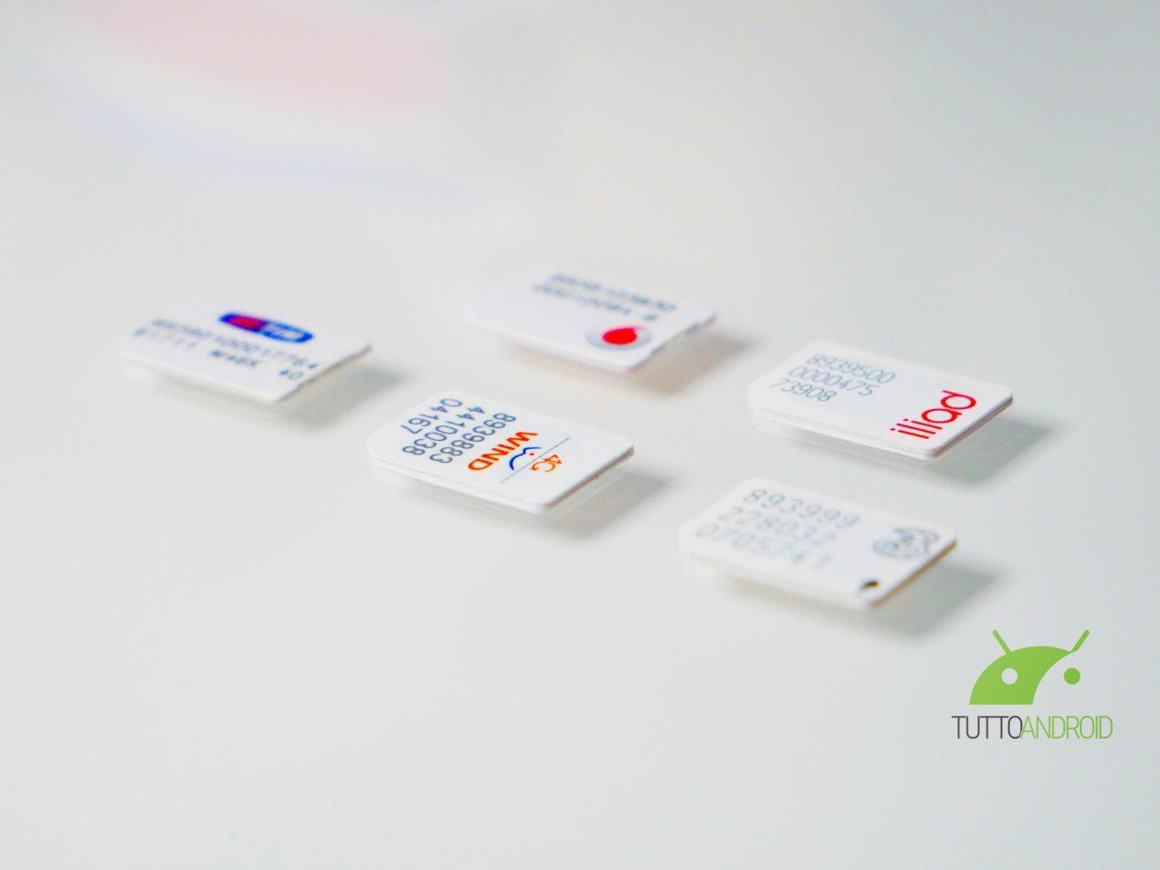 Migliori offerte telefoniche di Vodafone Iliad TIM Wind e Tre