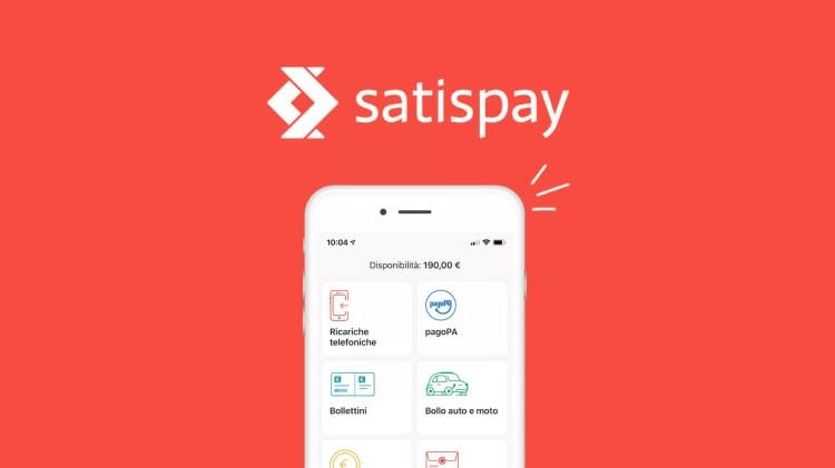 L'applicazione di Satispay abbraccia una funzione comoda e utile