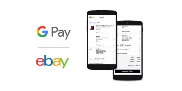 eBay, stretta di mano con Google: arriva Google Pay tra i