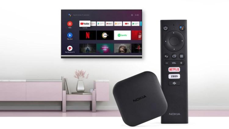 Nokia Media Streamer è ufficiale: ecco il nuovo TV box Android