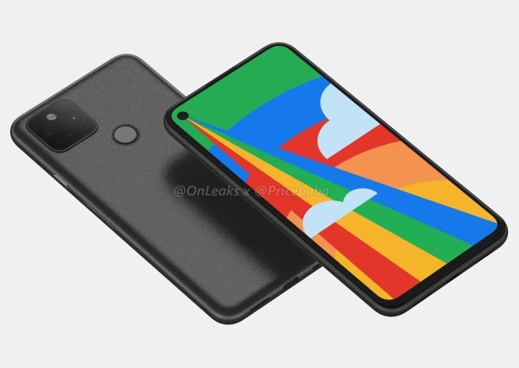 Tutto su Google Pixel 5: specifiche, render e materiali