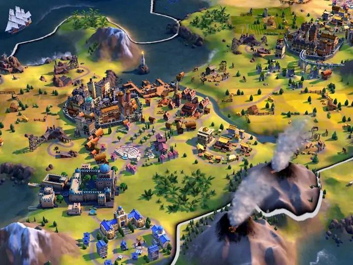 Pronti a conquistare il mondo? Civilization VI è disponibile sul Play Store