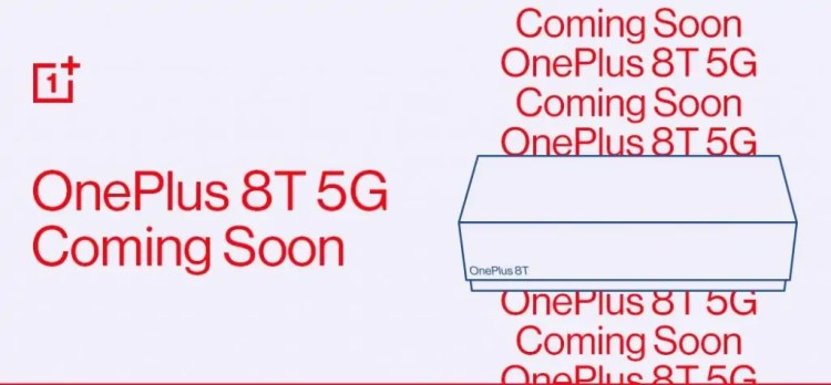 oneplus 8t teaser