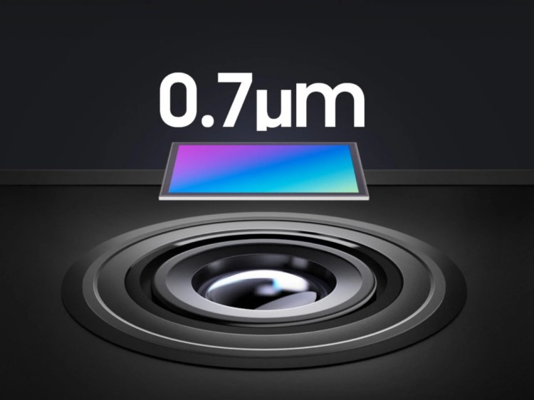Samsung presenta i nuovi sensori ISOCELL ultra compatti da 0,7 μm
