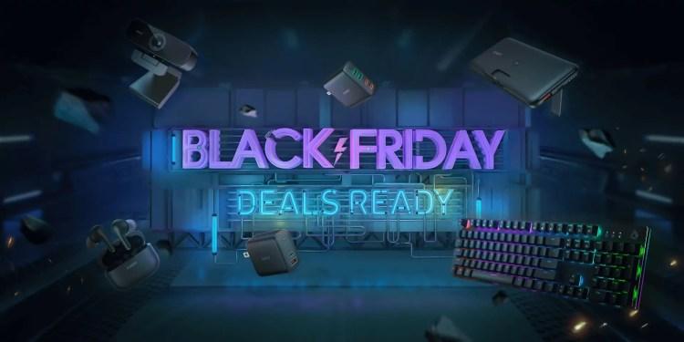 Col Black Friday di AUKEY ci sono offerte su accessori di tutti i tipi