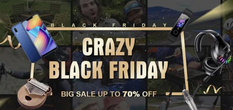 Il Black Friday di TomTop entra nel vivo con le prime imperdibili offerte